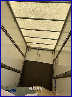 Ifor Williams BV84 box trailer