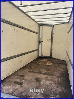 Ifor Williams Box Trailer BV105G, 10x5ft, Box Trailer, Storage Trailer