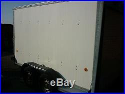Ifor Williams Box Trailer Roller Door BV105G. 2700KG Karting Motocross Markets