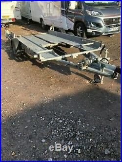 Ifor Williams CT115 Car Transporter Trailer