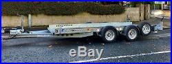 Ifor Williams CT136HD 2019 Car Transporter Trailer NO VAT (not Brian James)