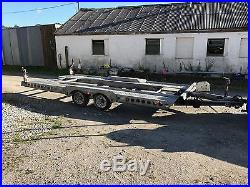 Ifor Williams CT177 with Winch and Box. Trailer, Car Transporter, IFW, No VAT