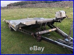 Ifor Williams Car Transporter Tilt Bed CT177