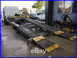 Ifor Williams Car Transporter Trailer Ct177 3.5 Ton, Reduced To Sell