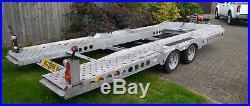 Ifor Williams Ct177 G 3500kg Car trailer transporter