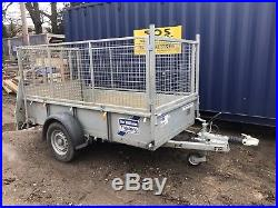 Ifor Williams GD84