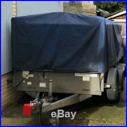 Ifor Williams GD 105mk3 twin axle trailer (10 x 5)