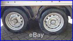 Ifor Williams Trailer Model EL142-2515 (Eurolight) Twin Axle