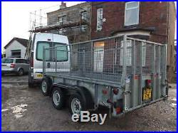 Ifor Williams Twin Axel Trailer GD105G