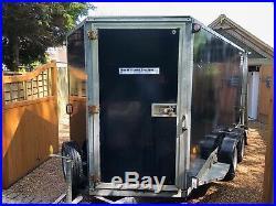 Ifor Williams box trailer BV126G
