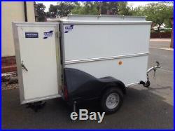 Ifor williams Box trailer BV64e