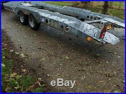 Ifor williams ct177 car transporter trailer tilt bed