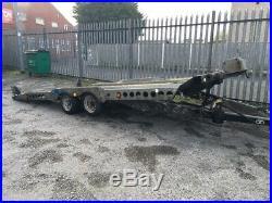 Ifor williams ct 177 car transporter trailer