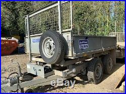 Ifor williams tipping trailer TT85