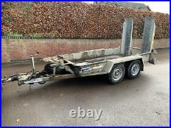 Ifor williams trailer plant trailer
