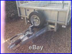 Ifor williams twin axle trailer 2700kg Lm105g (10ftx 5ft6) cage, cover