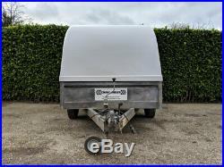 Indespension Challenger Single Axle 1300kg Box Trailer