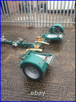 Intertrade RAC Green Flag Trailer Recovery Dolly Professional Made