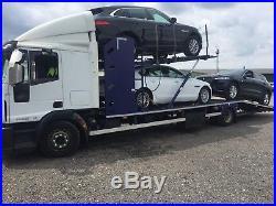 Iveco Euro Cargo 2009/ 09 3 Car Transporter 14 Tonnes 2015 Belle Trailer's Body