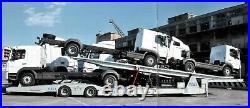 Kassbohrer TRUCK, BUS and CAR transporter trailer