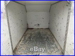 Lynton 6x4 Box Trailer Un Braked 750kg