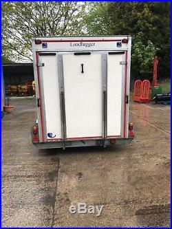 Lynton Load Lugger 400 Box Trailer Price Inc Vat