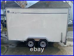 Lynton Trailer Loadlugger 500. Box Trailer Not Ifor William Or Blueline