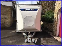 Lynton box trailer 10'x6'x6'6