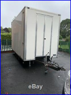 MASTERS EXHIBITION / DISPLAY TRAILER, EASY TO USE AND TOW (No VAT)