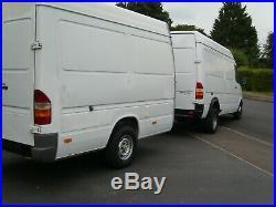 Mercedes Sprinter 1995-2006 Car Van Trailer