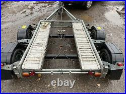Motive Trailer Cherry Picker Tracked Plant Digger Chipper Ramps