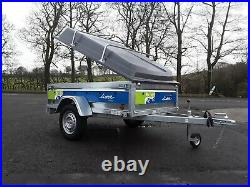 New un used Lider Venise 2019 Camping/Camper Trailer Includes Lid and Bars