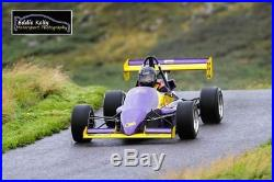 Oms Pr Sprint And Hill Climb Car With Trailer