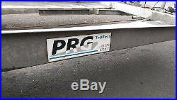 PRG Single Axle Car Transporter Trailer