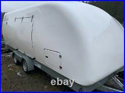 PRG TracSporter XW Enclosed Car Trailer No Vat