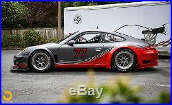 Porsche GT3 Cup Car RSR Upgrades, Fresh 4.0L Engine, Paddles, Optional Trailer