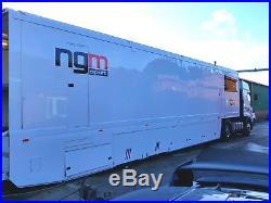 Race Car Transporter / Trailer