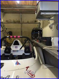 Race Car Transporter Trailer