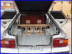 Rover 800 Trailer Camping Half Car Custom Project