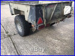 Sankey Trailer Mk3 Disc Brakes, Landrover Trailer Mod Ex Army