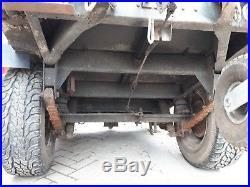 Sankey land rover trailer
