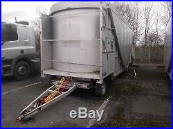 Scammell Exhibition Trailer / Display Stand / Show Event Trailer