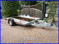Smart Car Trailer Brian James Car Trailer Motor Home Wide Classic A2 For 2 Sport