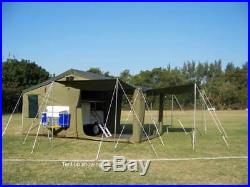 South African Off Road Camping Trailer For Sale