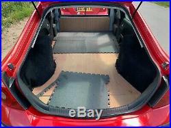 The Mondailer Xtra Ghia A half car trailer and matching Mondeo Ghia X, swap