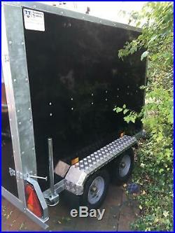 Tickner Box Trailer 7 x 5 x 5 black