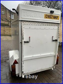 Tow A Van Trailer, Box, Motorbike