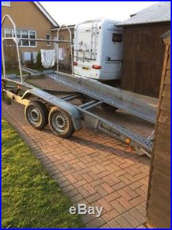 Trailer Car Transporter Tilt Bed