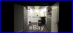 Twin Axel 2014 Braked 3500KG Box Trailer, Please Read Full Description