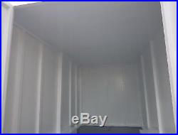 Twin Axle 14ft long x 7.6ft wide 8ft tall Box Trailer